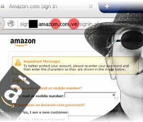 Falsa tarjeta de regalo para robar la cuenta de amazon for Oficina seguridad internauta