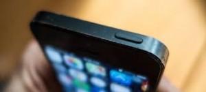 iphone5 encendido